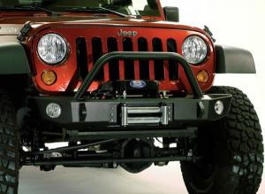 Expedition One 07-11 Jeep JK Core Series Front Bumper (JKFBCS)
