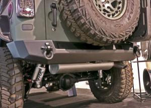 Expedition One Jeep JK Core Series Rear Bumper (JKRB_CS100)