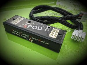 sPOD Remote Control Power Module-for 6 circuit Source System ONLY (RCPM)