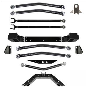 Rock Krawler Triple Threat Long Arm Upgrade (4dr) (JKTTLAUPG-4)