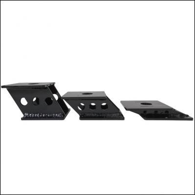 Rock Krawler Fabricated Rear Bump Stops (JK-RFB)