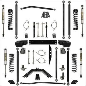 Rock Krawler 2.5 Off Road Pro 3 Stretch - Stage 1 (2dr) (JK25ORP-3S1)