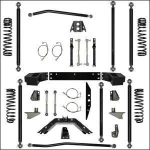 Rock Krawler 2.5 Off Road Pro 6 Stretch (2dr) (JK25ORP-6S)