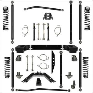 Rock Krawler 3.5 Off Road Pro 3 Stretch (2dr) (JK35ORP-3S)