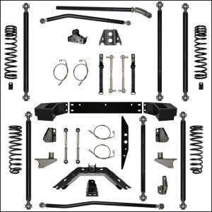 Rock Krawler 4.5 Off Road Pro 6 Stretch (2dr) (JK45ORP-6S)