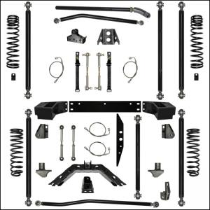 Rock Krawler 4.5 Off Road Pro 3 Stretch (2dr) (JK45ORP-3S)