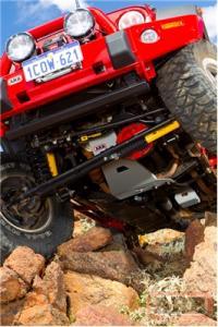 ARB 07-11 Jeep Wrangler JK Skid Plates (5450100)