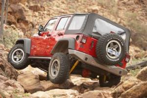 ARB Rock Sliders for Jeep JK Unlimited 07-15 (4 Door) (44502)