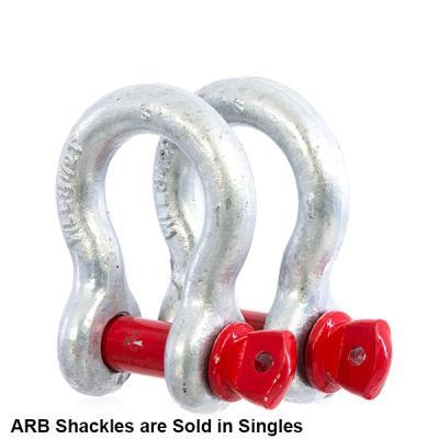 ARB D Shackle 4.75T 10,472Lbs (ARB207D)