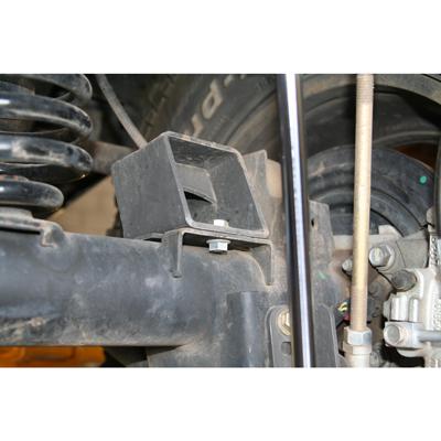 Synergy Jeep JK Rear Bump Stop Spacer Kit (JK-RBSS)