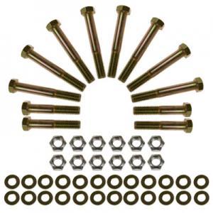 Synergy Jeep JK Lower Control Arm & Track Bar Hardware Kit (8050)