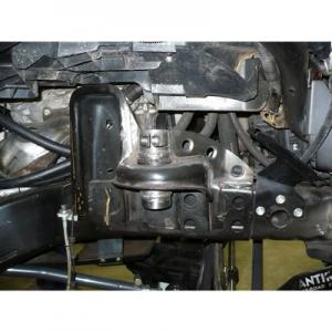 Synergy Jeep JK Thru Coil Front Air Bump Kit (5019)