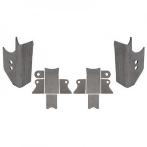 Synergy Jeep JK Weld On Rear Lower Control Arm Axle Bracket Kit (8072-04)