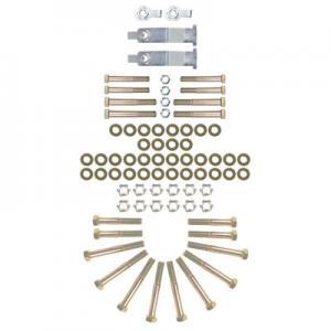 Synergy Jeep JK Complete UCA, LCA & Track Bar Hardware Kit (8050-02)