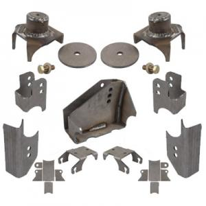 Synergy Jeep JK HD Rear Axle Bracket Kit (8072)