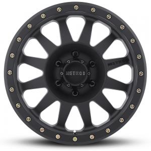 Method Double Standard Matte Black (MR304A)