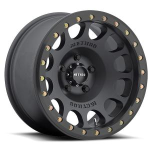 Method Beadlock Matte Black (MR105B)